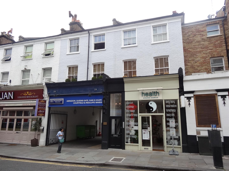 Kenway Road,  Earls Court, London - Andrew Scott Robertson
